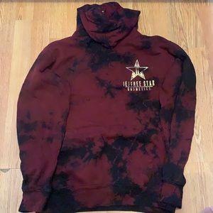 Jeffrey Star Cosmetics hoodie